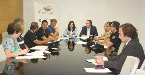 Almassora se ofrece al gobierno para habilitar una oficina for Oficinas para renovar dni
