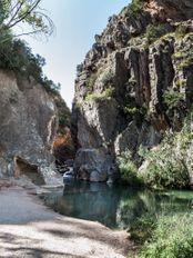 Chelva, ruta del agua