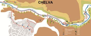 Chelva - Ruta del agua